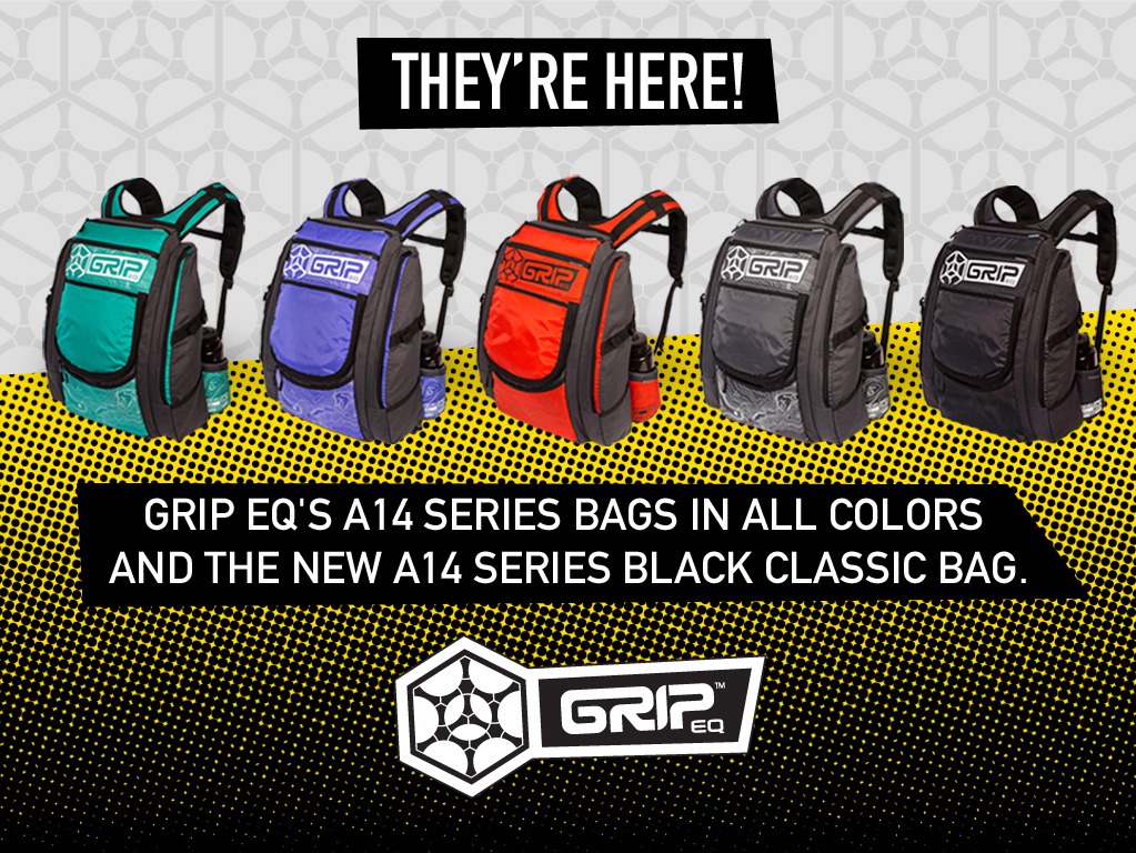 Grip Equipment Disc Golf